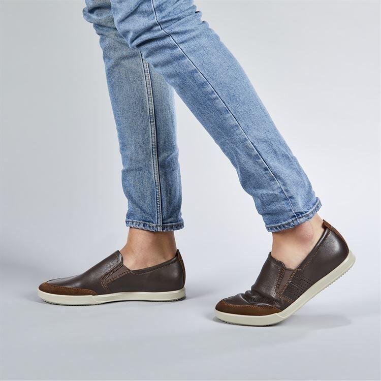Обувь мужская ECCO Слипоны COLLIN 2.0 536214/51869 - фото 3