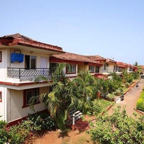 Туристическое агентство EcoTravel Пляжный авиатур в Индию, Гоа, Colonia Jose Menino 2* - фото 1