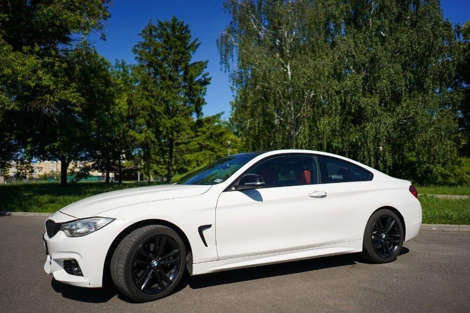 Прокат авто BMW 428i - фото 1