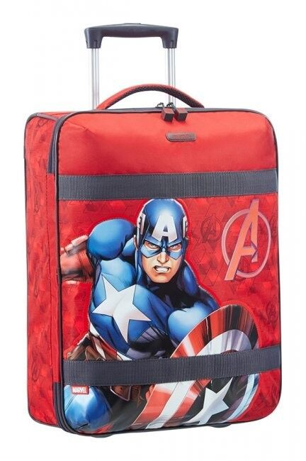 Магазин сумок Samsonite Чемодан Marvel Wonder 16C*00 006 - фото 1
