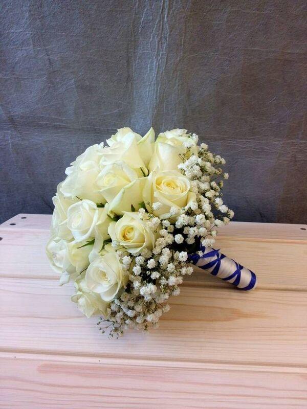 Магазин цветов VGosti.by Свадебный букет «Первая любовь» - фото 2