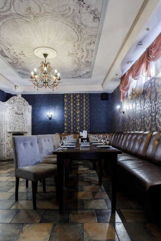 Банкетный зал Таверна VIP-зал №1 - фото 4