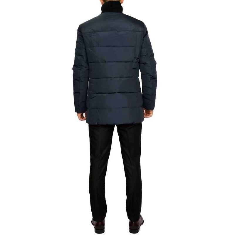 Верхняя одежда мужская Galano Куртка зимняя на синтепоне приталенная - фото 2