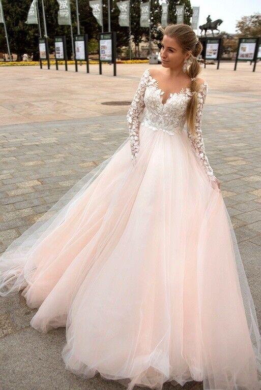 Свадебное платье напрокат Rafineza Свадебное платье Olivia напрокат - фото 3