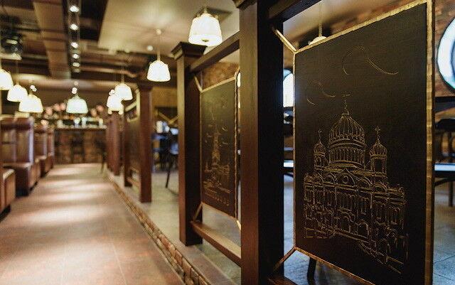 Банкетный зал ВиноГрадъ Паб «Пивняры» - фото 5