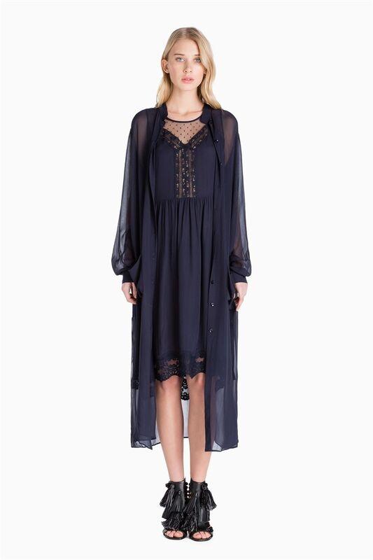 Платье женское TWIN-SET Платье S7T TS725P - фото 1