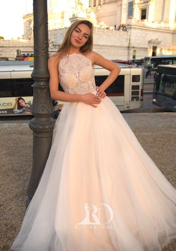 Свадебный салон Rafineza Свадебное платье Ingrit - фото 1