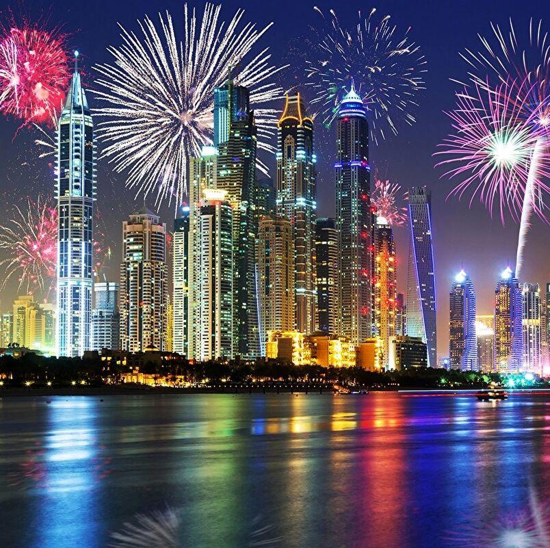 Туристическое агентство Отдых и Туризм Экскурсионный тур «Новый год в Объединённых Арабских Эмиратах» - фото 1