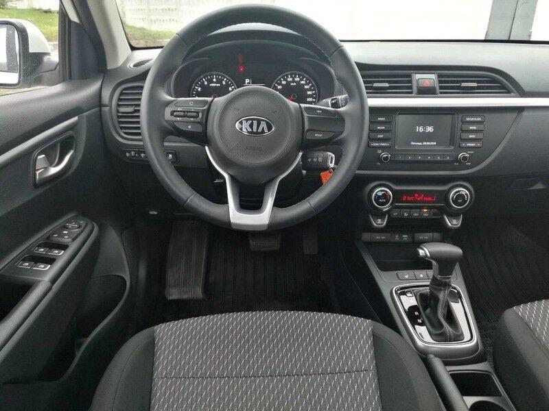Прокат авто KIA Rio IV 2018  автомат - фото 6