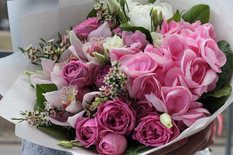 Магазин цветов Cvetok.by Букет «Экзотический сад» - фото 2