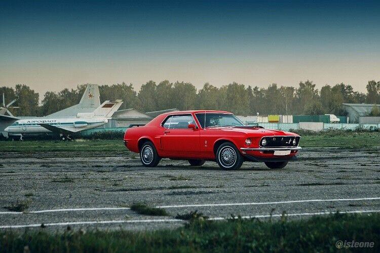 Прокат авто Ford Mustang 1969-70 г. - фото 1