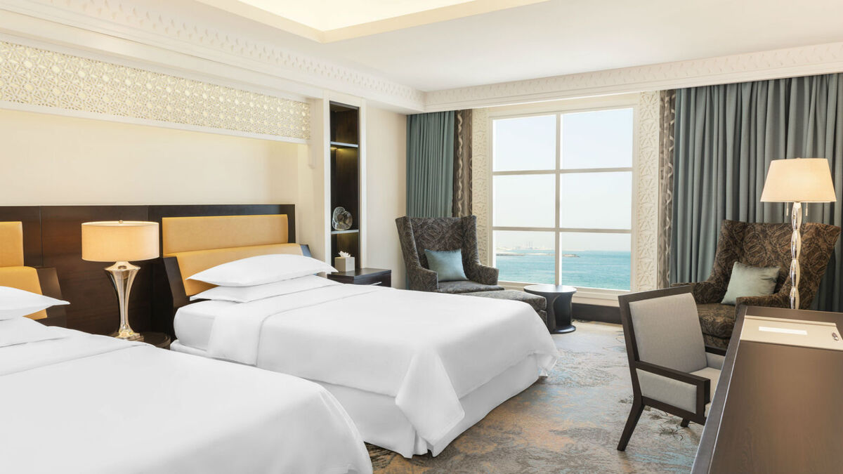 Туристическое агентство ВОЯЖТУР Авиатур в ОАЭ, Шарджа, Sheraton Sharjah Beach Resort & Spa 5* - фото 2