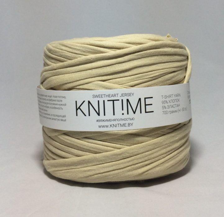 Товар для рукоделия Knit!Me Ленточная пряжа Sweetheart Jersey - SJ250 - фото 1