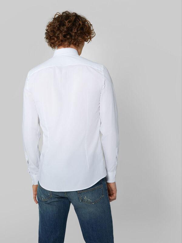 Кофта, рубашка, футболка мужская Trussardi Рубашка мужская 52C00155-1T004673 - фото 2