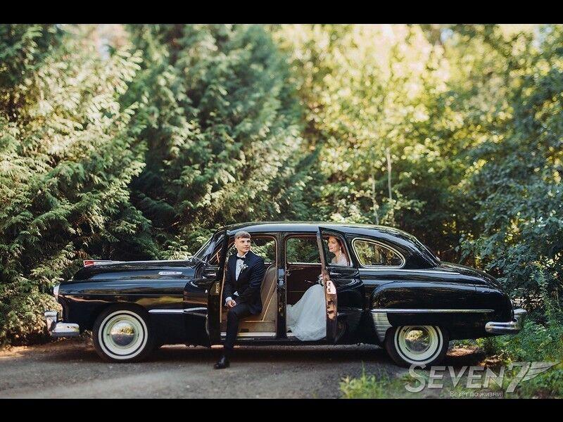 Аренда авто ЗИМ 1956 черный - фото 1