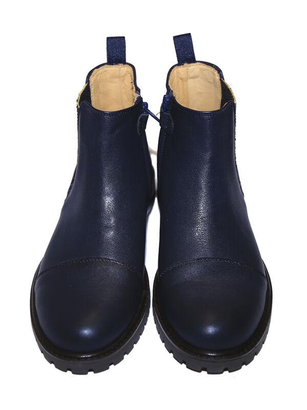 Обувь детская Zecchino d'Oro Ботинки для девочки F02-4220 - фото 1