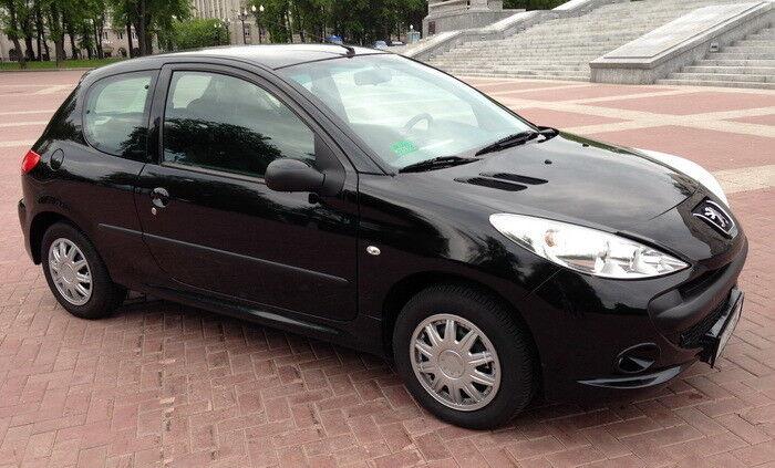 Аренда авто Peugeot 206 2010 - фото 2