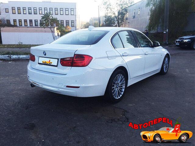 Прокат авто BMW 320 F30 2014 г.в. - фото 2
