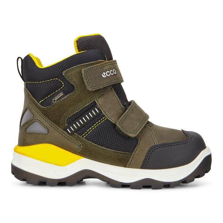 Обувь детская ECCO Ботинки детские SNOW MOUNTAIN 710242/50743 - фото 3