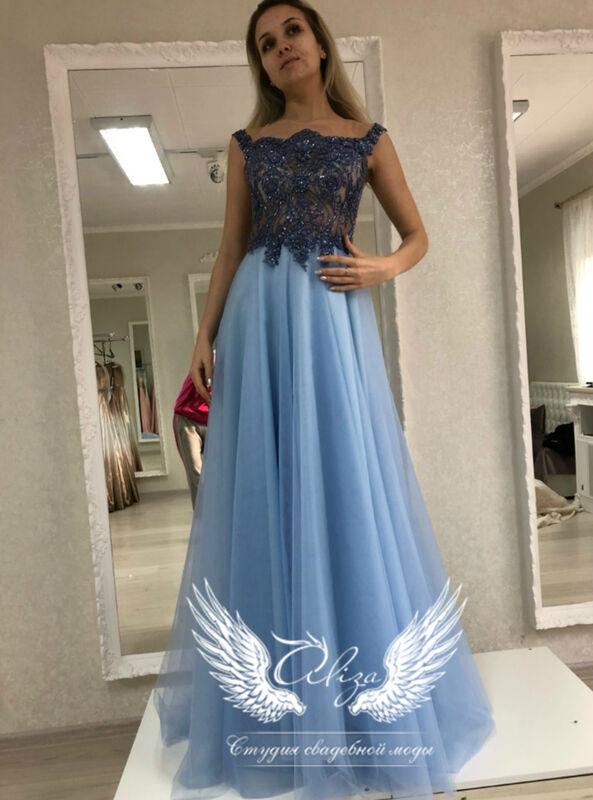 """Вечернее платье ALIZA Вечернее платье """"Lanvin"""" - фото 2"""