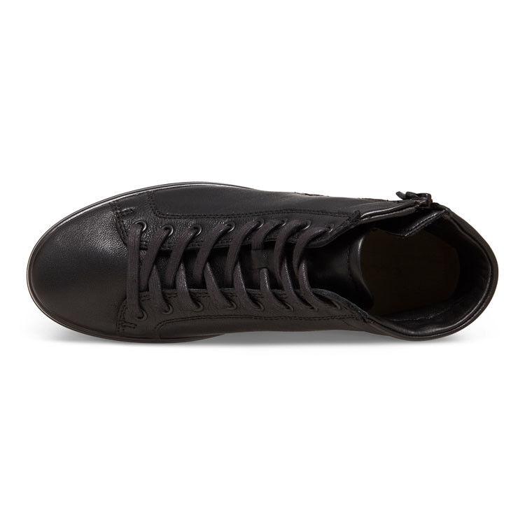 Обувь мужская ECCO Кеды высокие SOFT 7 430134/59075 - фото 6