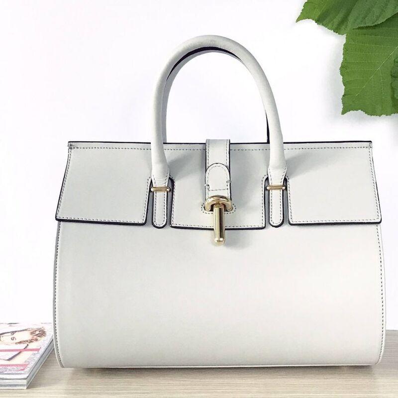 Магазин сумок Vezze Кожаная женская сумка С00176 - фото 1