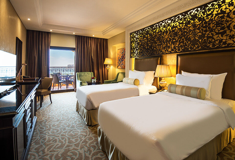 Туристическое агентство ВОЯЖТУР Авиатур в ОАЭ, Рас-аль-Хайма, Marjan Island Resort & Spa 5* - фото 3