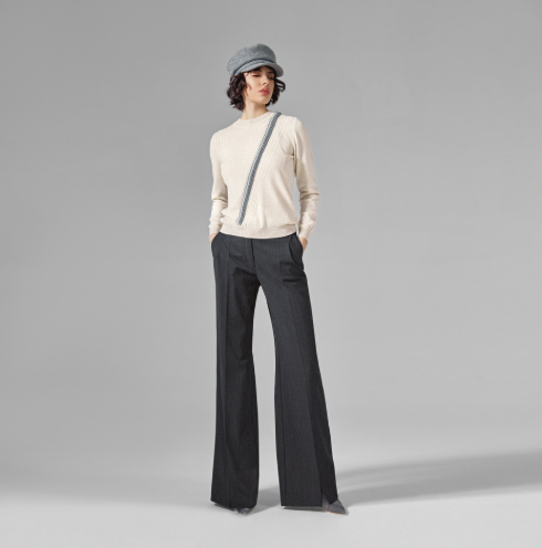 Кофта, блузка, футболка женская Mozart Джемпер w19028 - фото 1