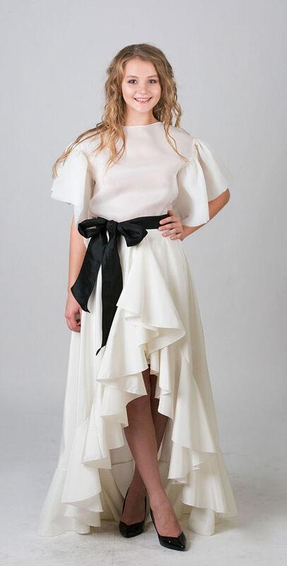 Вечернее платье Aleksandra Kozlovskaya Вечернее платье 499 - фото 1