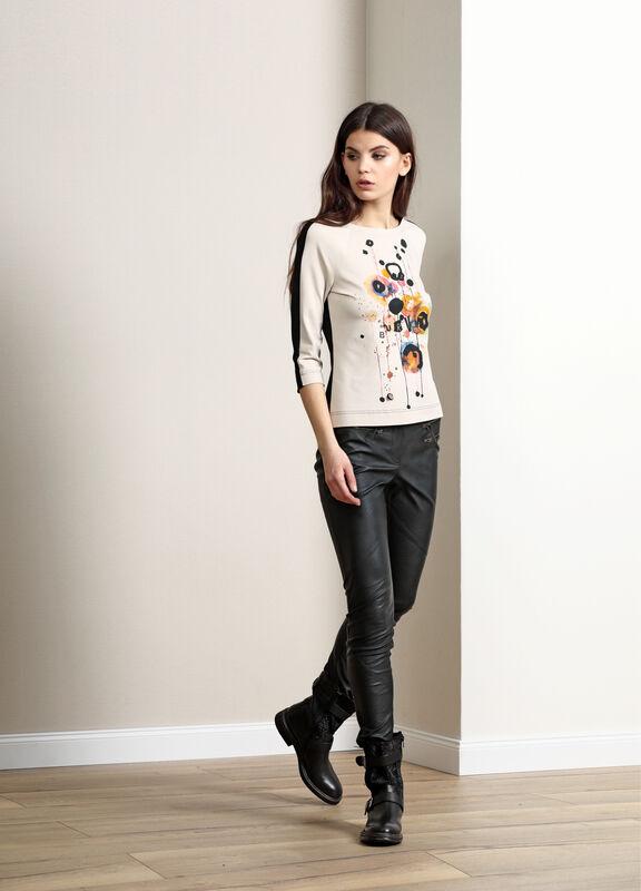 Кофта, блузка, футболка женская Burvin Блузка женская 5772 - фото 1