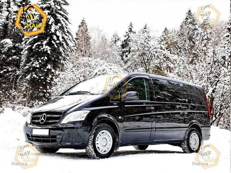 Прокат авто Mercedes-Benz Vito 2014 - фото 2