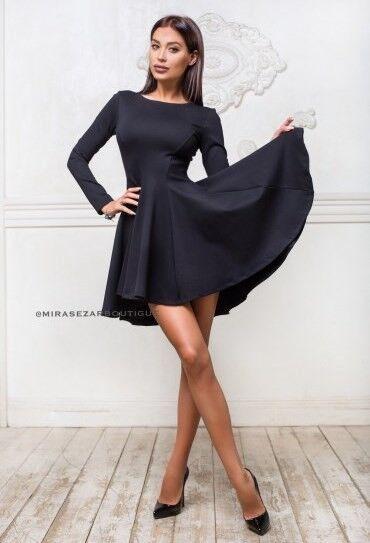 Платье женское Mira Sezar Платье женское «Мартини» - фото 2