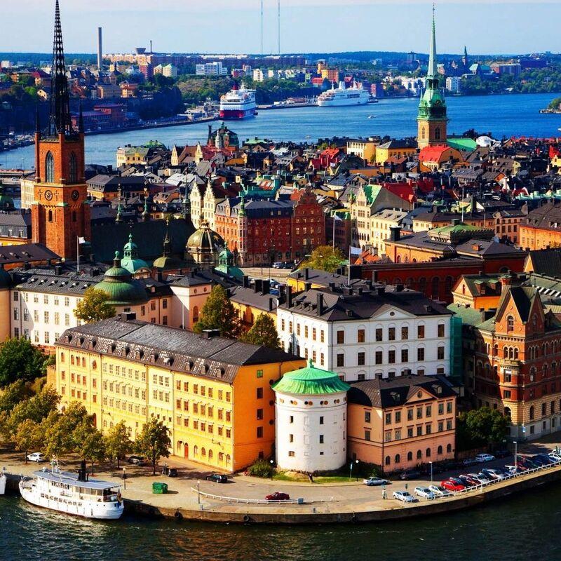 Туристическое агентство АприориТур Круиз «Таллин – Стокгольм – Хельсинки» - фото 1