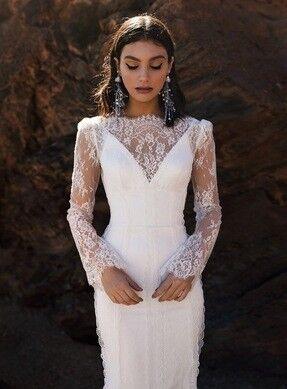 Свадебное платье напрокат Blammo-Biamo Свадебное платье Dream Ocean Yara - фото 4