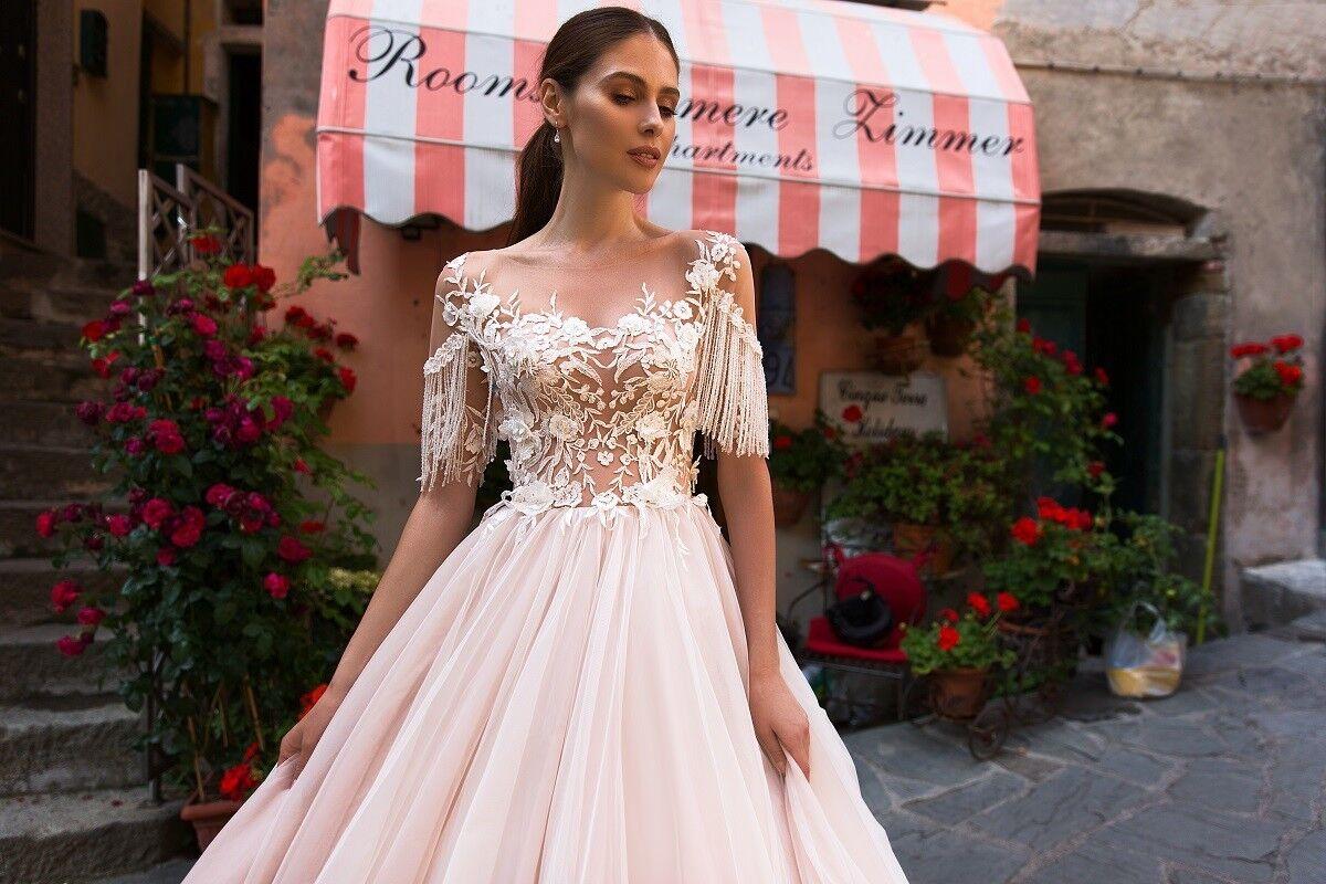 """Свадебный салон ALIZA свадебное платье """"Lagounee"""" - фото 5"""