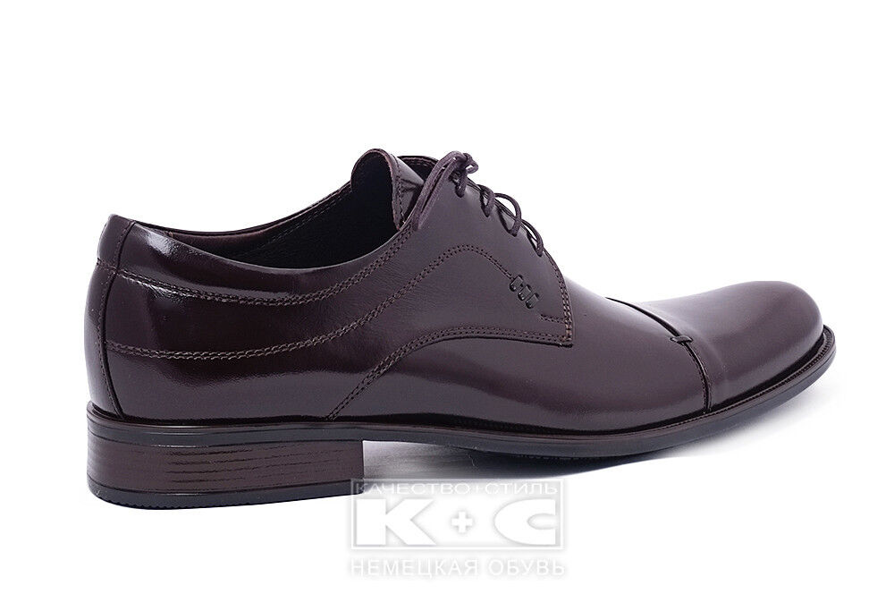 Обувь мужская Conhpol Туфли мужские C-4209-0063-00S04 - фото 2