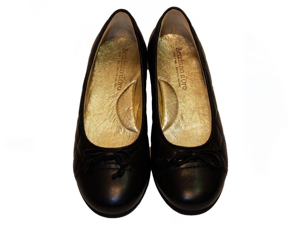 Обувь детская Zecchino d'Oro Туфли для девочки F01-3125 - фото 1