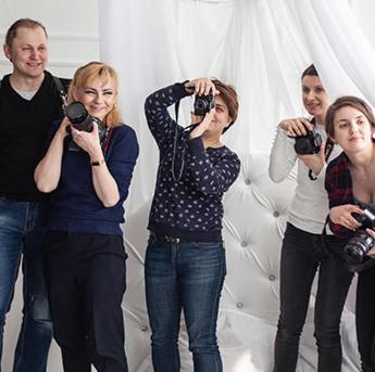 Магазин подарочных сертификатов Teya Подарочный сертификат «Обучение фотографии для начинающих» (Фотограф Виталий Богомазов) - фото 1