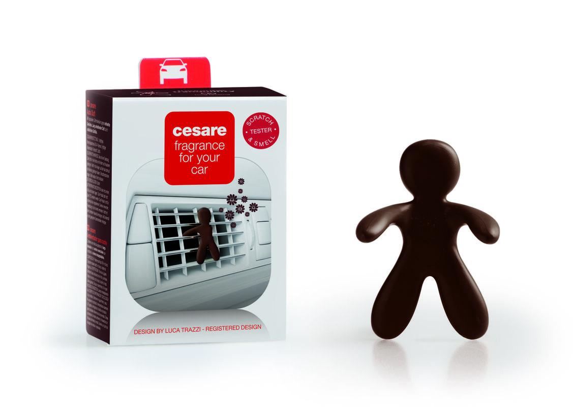 Подарок на Новый год Mr & Mrs Fragrance Ароматизатор воздуха для автомобиля Cesare - фото 8