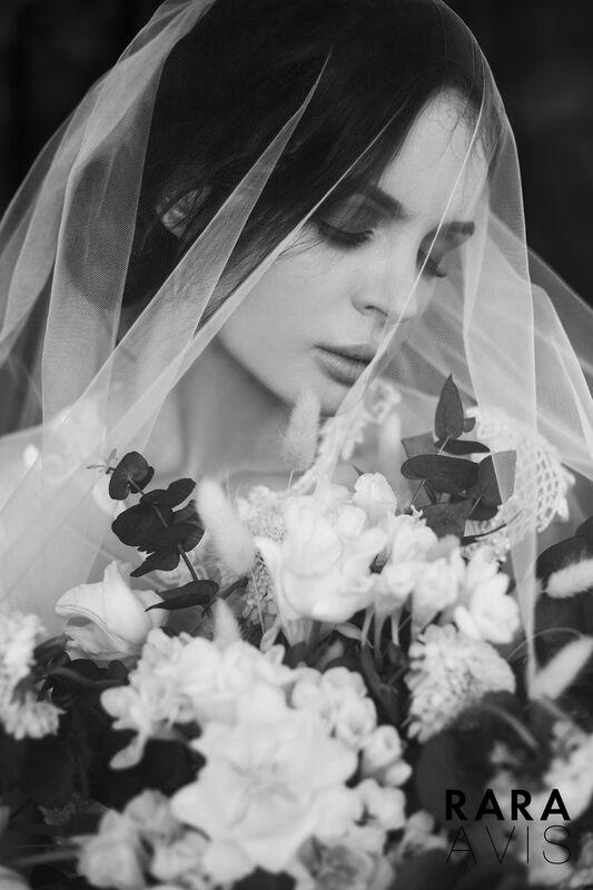 Свадебный аксессуар Rara Avis Фата №14 - фото 7