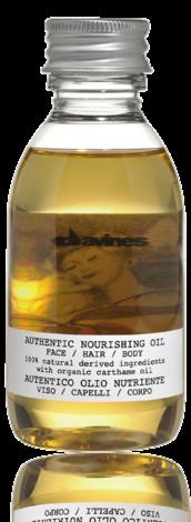 Уход за телом Davines Аутентик масло питательное Authentic Nourishing Oil - фото 1