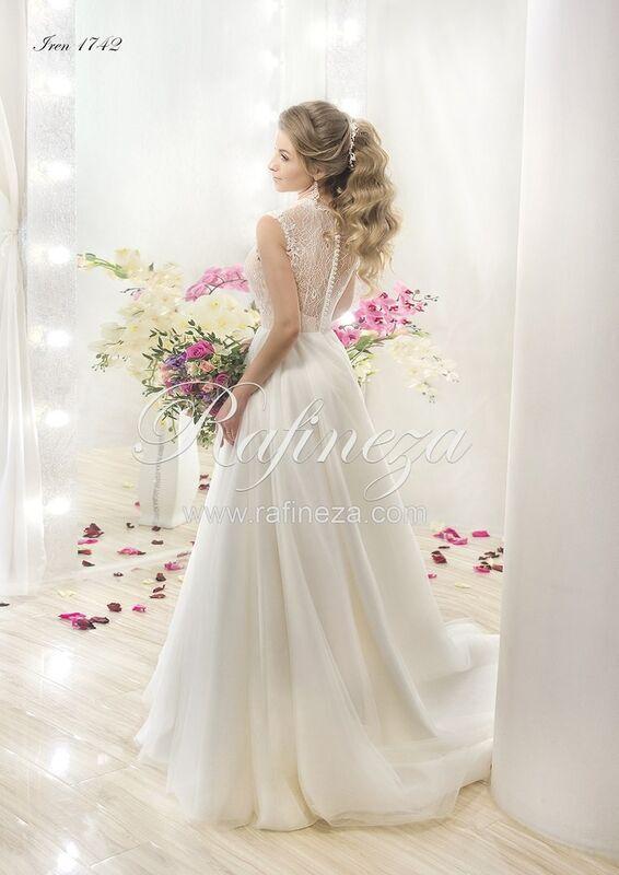 Свадебное платье напрокат Rafineza Свадебное платье Iren - фото 2