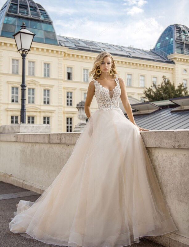 """Свадебное платье напрокат ALIZA свадебное платье """"Noa"""" - фото 1"""