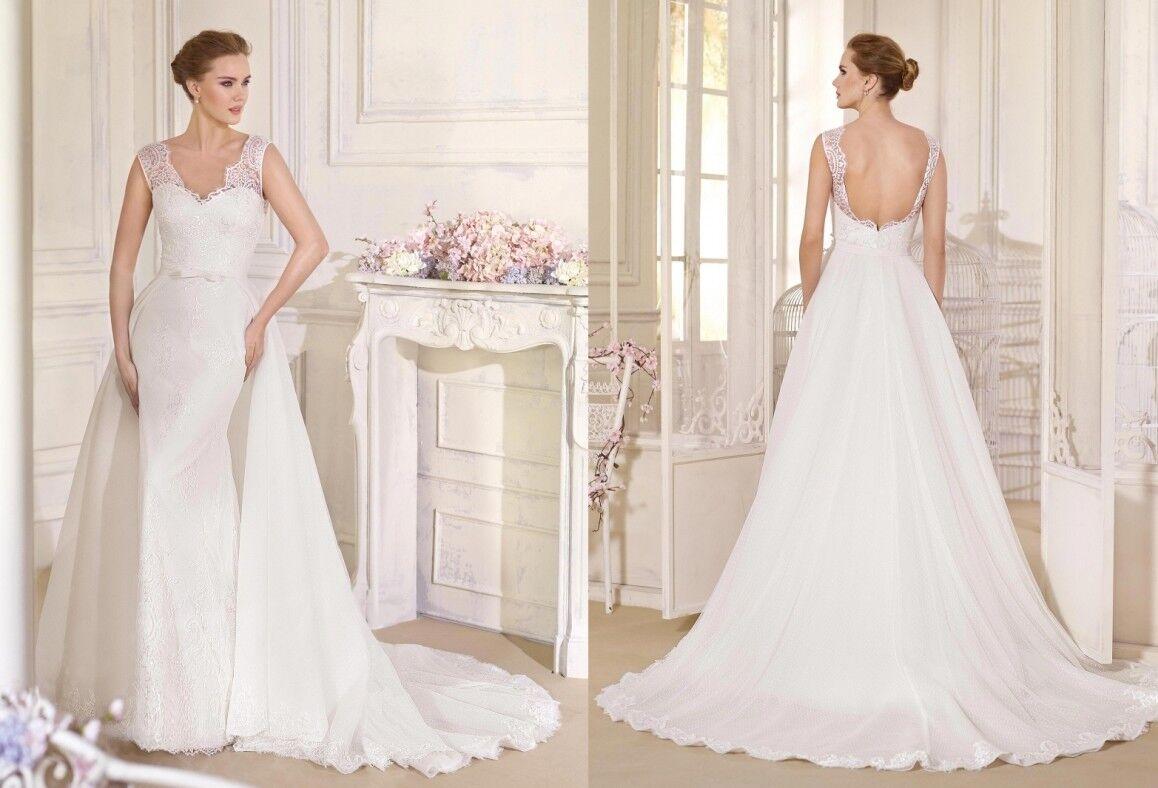 Свадебное платье напрокат Novia D'Art Платье свадебное Loreto - фото 2