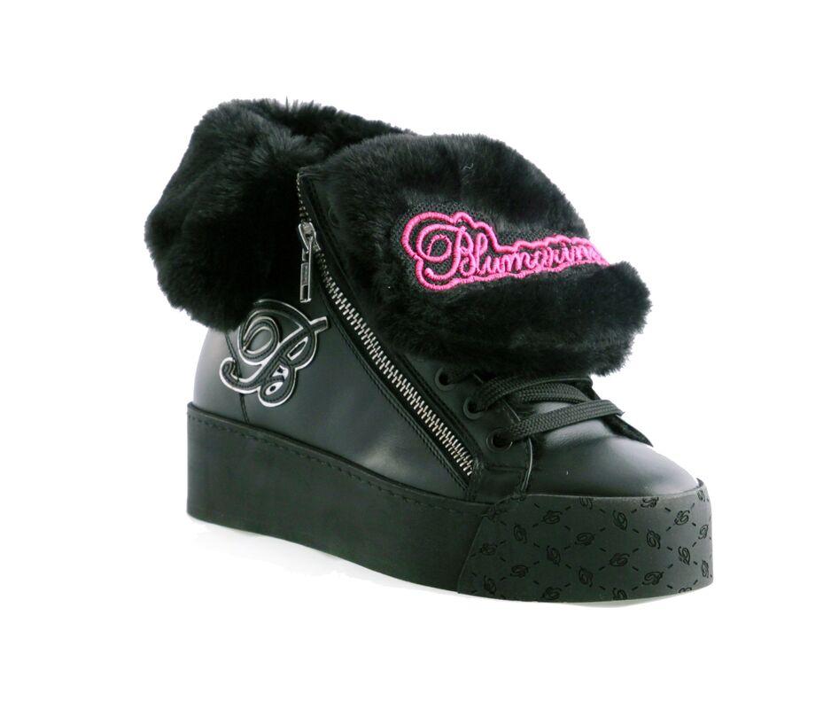 Обувь женская Blumarine Ботинки женские 8444 - фото 1