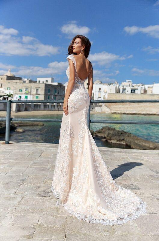 """Свадебное платье напрокат ALIZA свадебное платье """"Raima"""" - фото 2"""