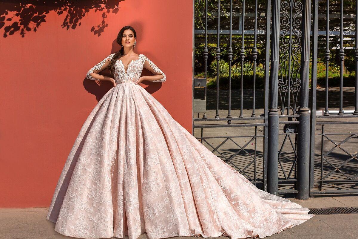 Свадебное платье напрокат Crystal Свадебное платье Jovanna - фото 1