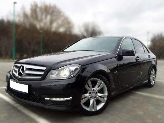 Прокат авто Mercedes-Benz C-class W204 2012 год - фото 1