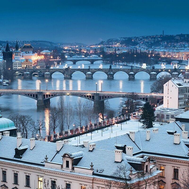 Туристическое агентство Респектор трэвел Автобусный экскурсионный тур «Выходные в Дрездене и Праге» - фото 1
