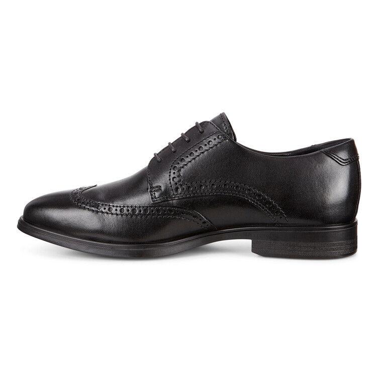 Обувь мужская ECCO Броги MELBOURNE 621664/01001 - фото 2
